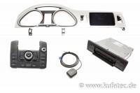 Conversion kit MMI radio to MMI navigation plus Audi Q7 4L