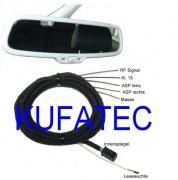 Kabelsatz automatisch abbl. Innenspiegel für Audi A6 4F, Q7 4L - Umrüstung Fernlichtassistent