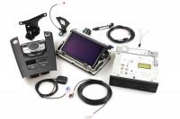 Nachrüst-Set MMI Navigation plus mit MMI touch für Audi A3 8V - SIM und DAB
