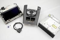 Nachrüst-Set MMI Navigation plus mit MMI touch für Audi A3 8V - Standard