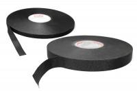 Coroplast fabric tape exterior