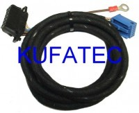 Wiring harness CD-changer Audi - VW - Quadlock - 1,8m