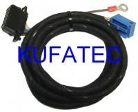 Wiring harness CD-changer Audi - VW - Quadlock - 1,8m