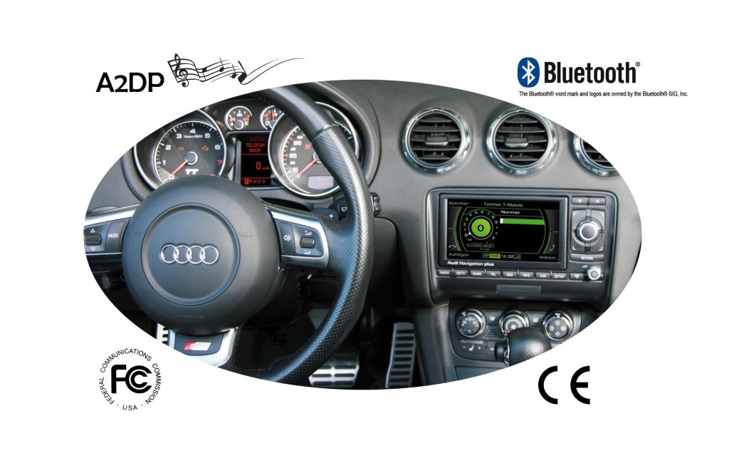 fiscon handsfree bluetooth basic plus for audi seat. Black Bedroom Furniture Sets. Home Design Ideas