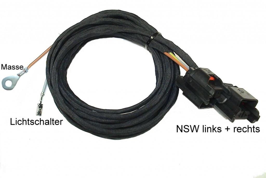 Fog Light Wiring - Harness