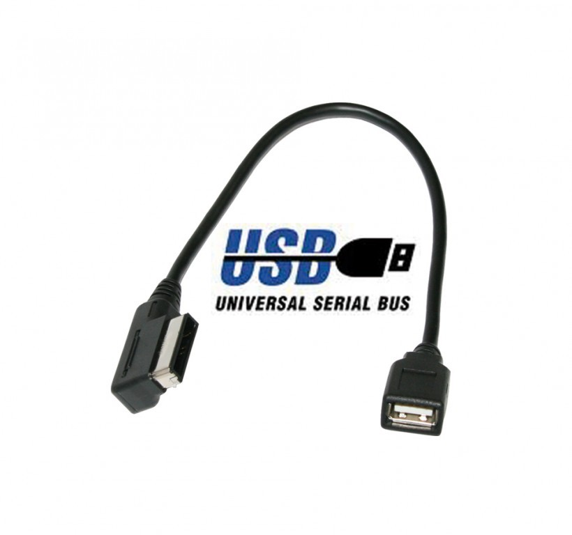 Popular Cable Volkswagen Mdi Usb Buy Cheap Cable: MDI, AMI Connection Cable USB For VW, Audi