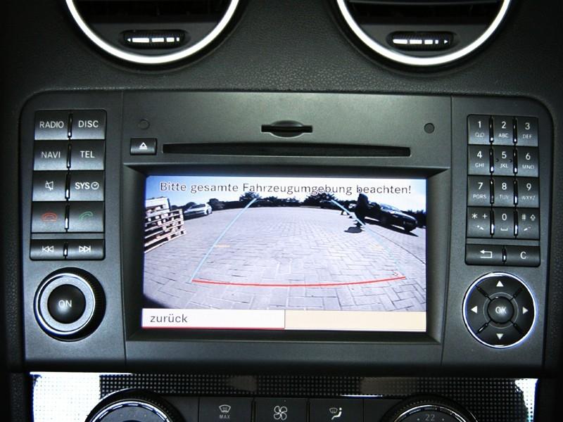 Rear view camera harness Mercedes M-Class W164, GL-Class X164