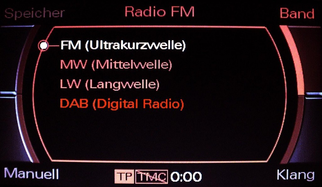 Dab Digital Radio Wiring For Audi A4 8k Mmi 2g