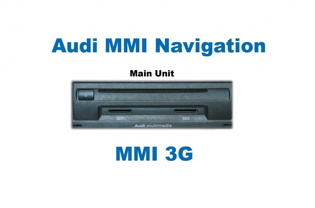 mmi navigation plus retrofit audi a6 4f w mmi 3g 37102 1. Black Bedroom Furniture Sets. Home Design Ideas