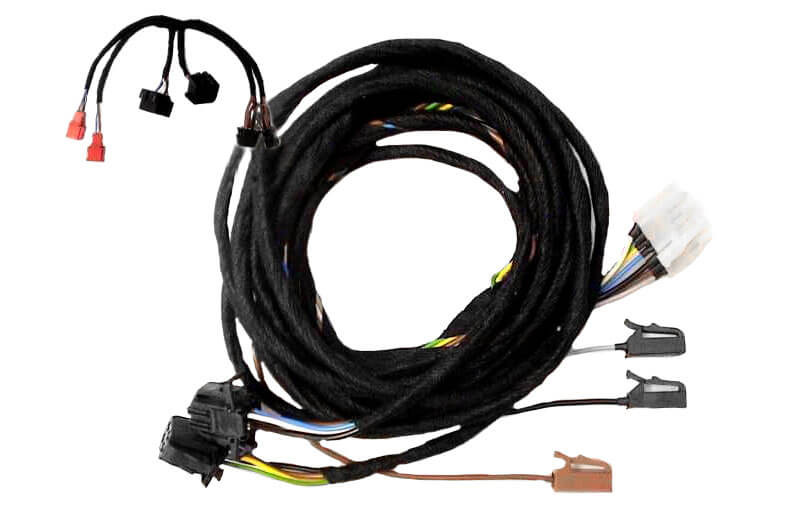 Seat Heating - Harness for VW Polo 6N