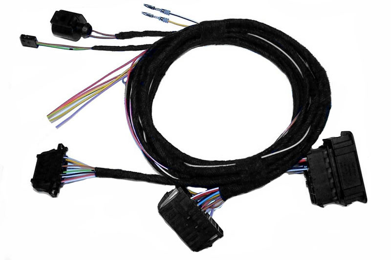 33346 Kabelsatz Climatronic fr VW Golf 4 Bora 2 harness for vw golf 4, bora kufatec wiring harness at crackthecode.co