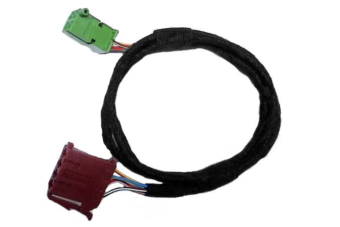 Cable set multifunction display - steering column lever Golf 2, 3