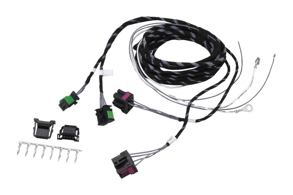 seat heating harness for vw t5 7h