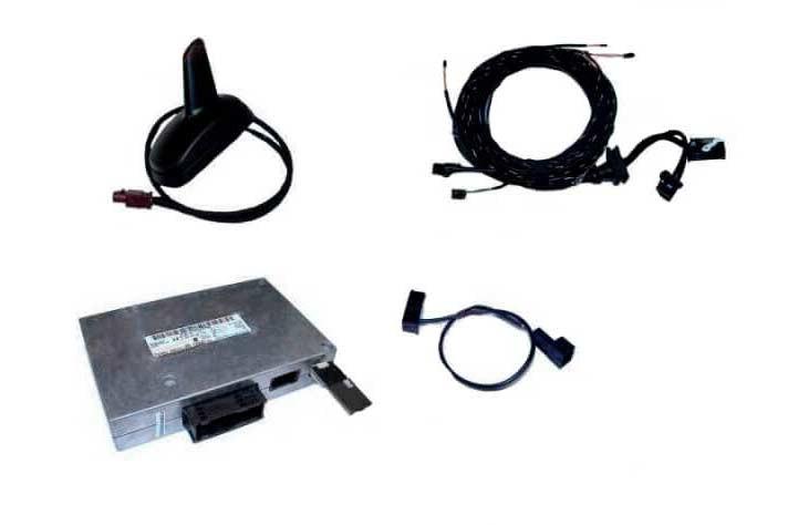Bluetooth With Sap Retrofit For Audi A4 B8 Mmi 2g