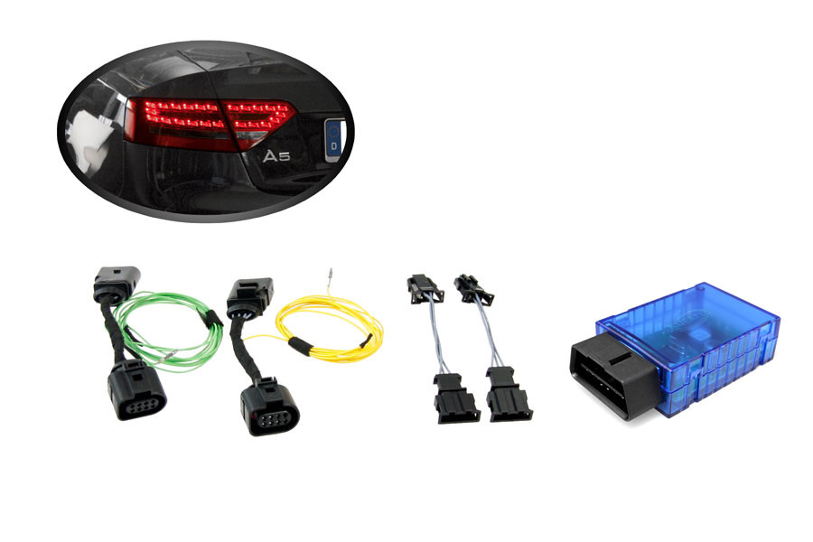 Wiring Harness   Coding Dongle Led Rear Lights For Audi A5  S5