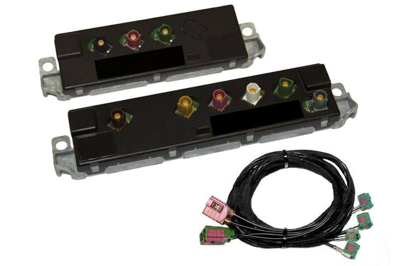 antenna module retrofit for audi a4 b8 8k mmi 2g. Black Bedroom Furniture Sets. Home Design Ideas
