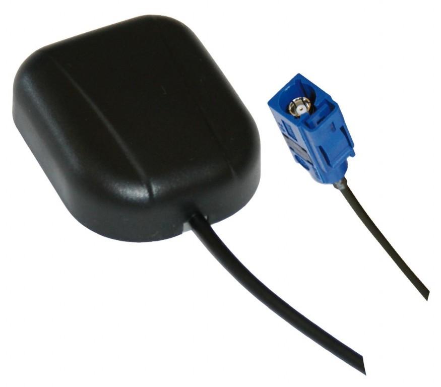 Kufatec Vw Adapter Radio Navigationunit Mfd2 Rns2: GPS-Antenne FAKRA Gerader Stecker