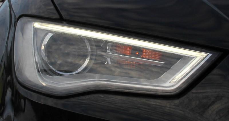 Komplettset Bi Xenonscheinwerfer Mit Led Tfl F 252 R Audi A3 8v