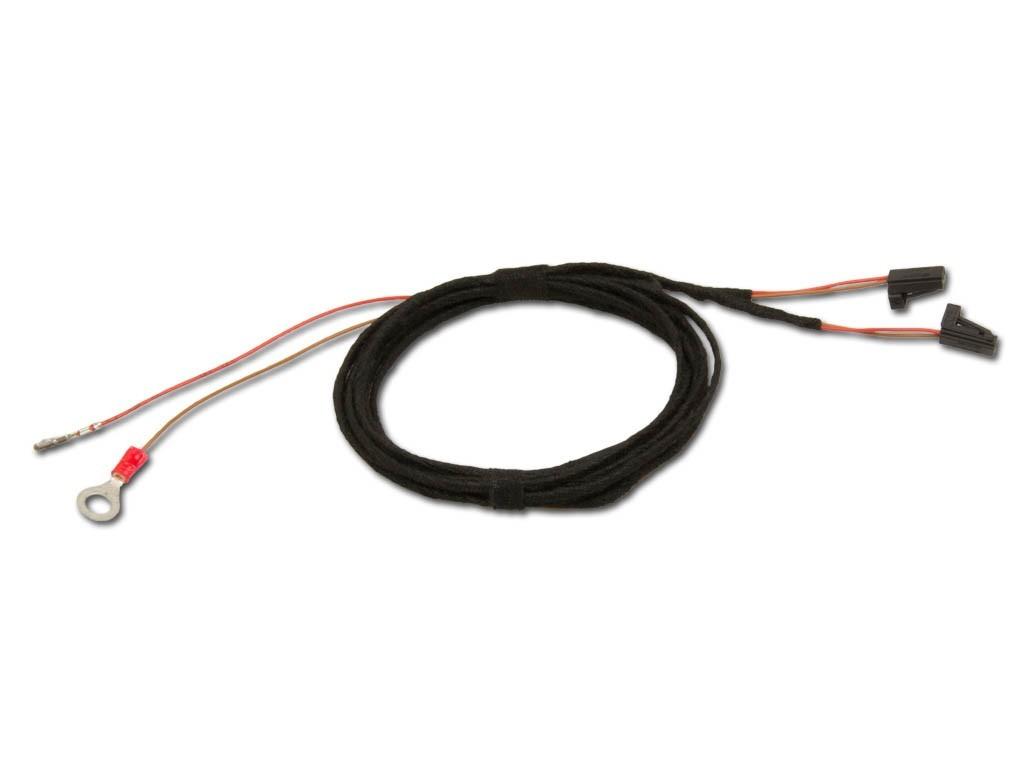 Kabelsatz Fußraumbeleuchtung für VW Passat B7, CC - Front