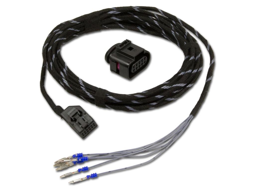 pdc rear control unit harness for vw amarok. Black Bedroom Furniture Sets. Home Design Ideas