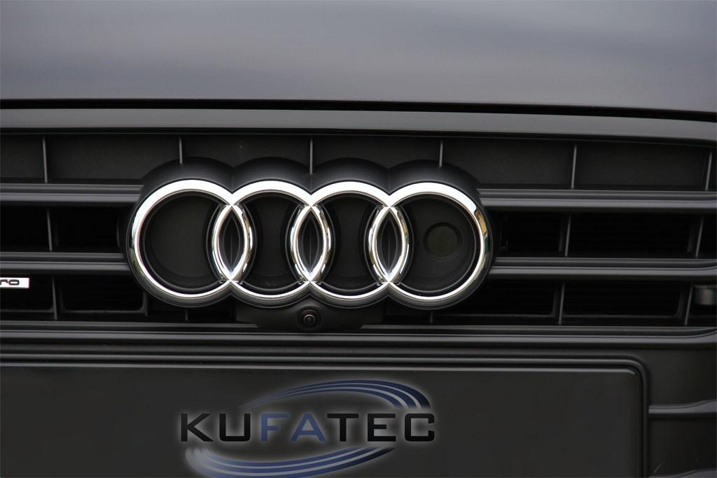 Nachr 252 Stung Umfeldkamera Umgebungsansicht F 252 R Audi A6 4g