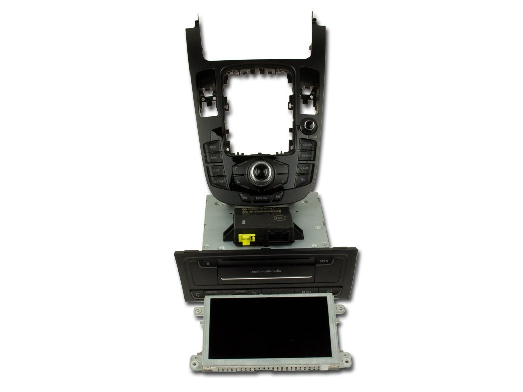 Retrofit Kit Mmi3g Navigation Plus Audi Q5 8r From My 2013 39684 1