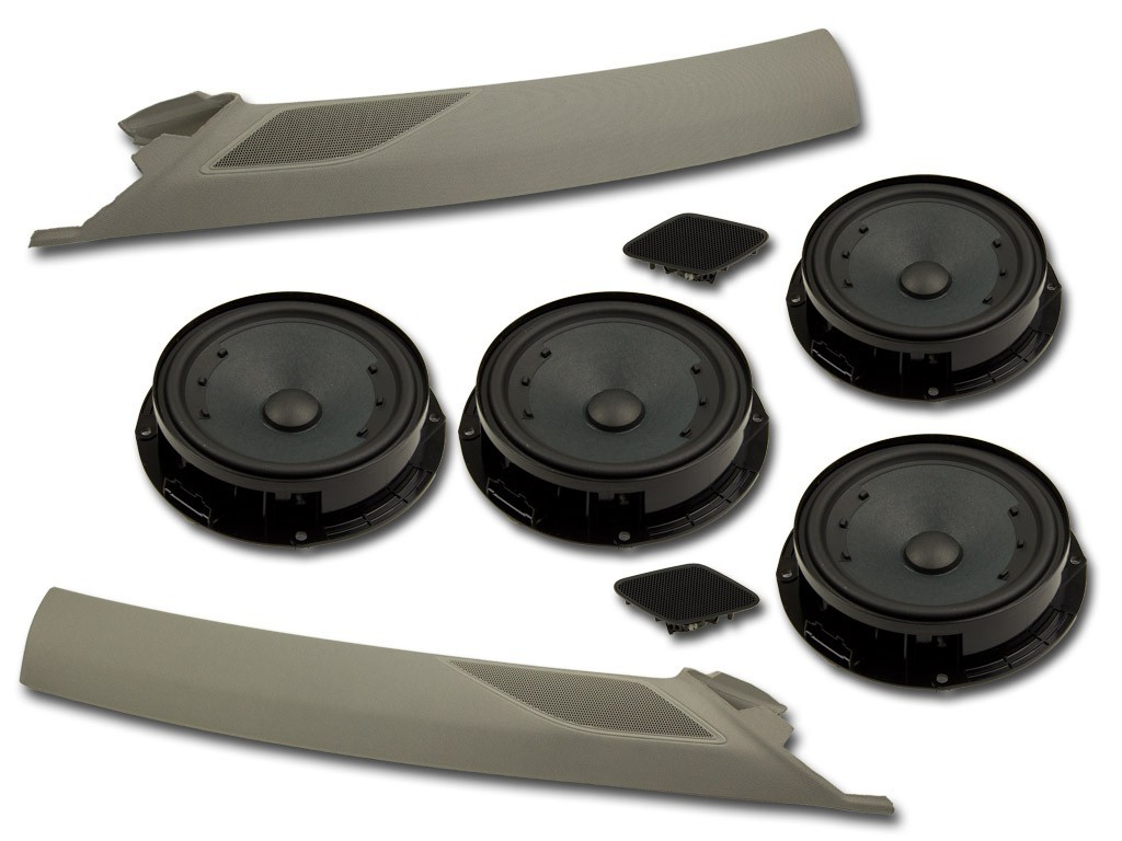 sound system for vw golf 7. Black Bedroom Furniture Sets. Home Design Ideas