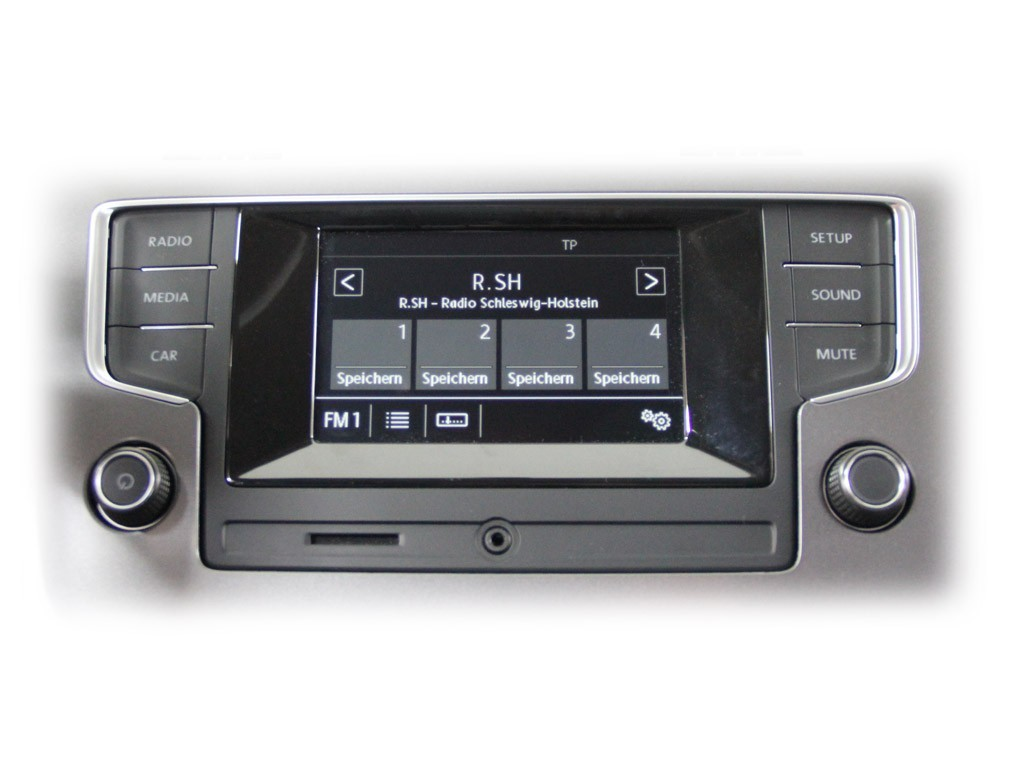 Radio Quot Composition Touch Quot Vw Golf 7 39936