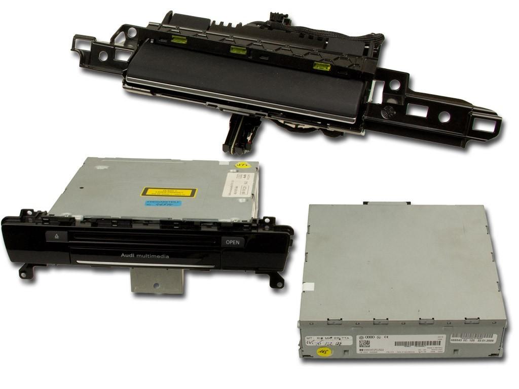Retrofit Set Mmi3g Navigation Plus Per Audi A6 A7 4g