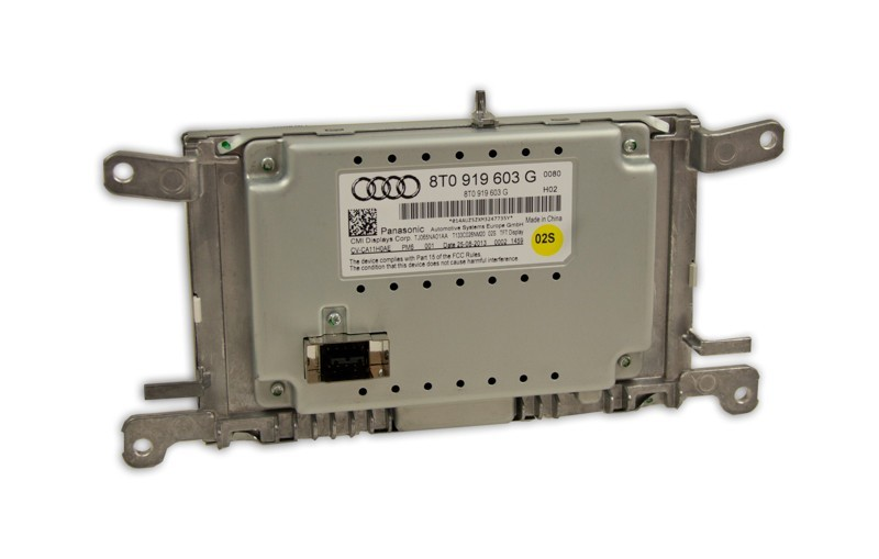 Original Audi 6 5 Inch Replacement Display Radio Concert