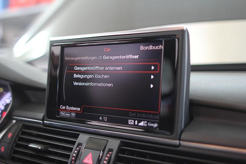 homelink garage door openergarage door opener  harness for Audi A6 A7 4G