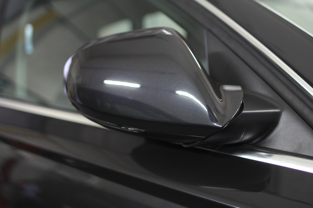 GENUINE AUDI AUTO FOLDING MIRRORS