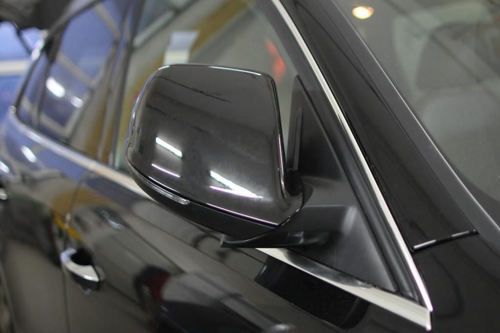 Complete set folding exterior mirrors for Audi Q5 8R