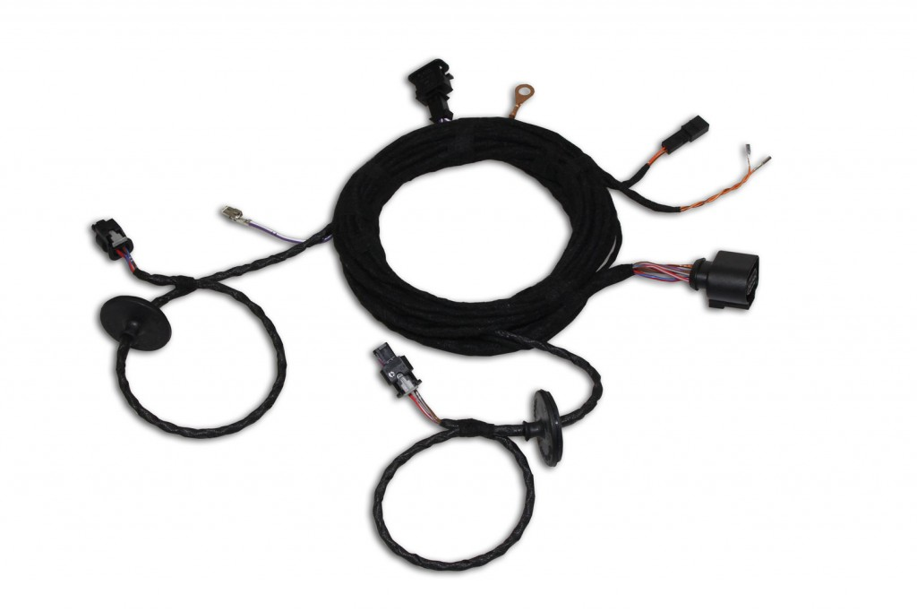 kabelsatz active soundanlage f r audi a4 8k a5 8t. Black Bedroom Furniture Sets. Home Design Ideas