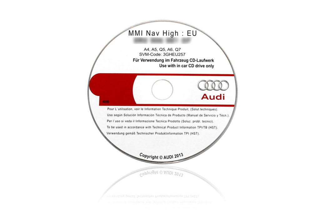 Original MMI Update For AUDI A A A Q Q To - Audi mmi update