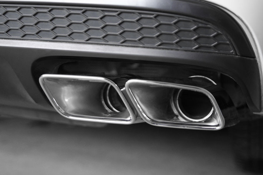 Installation Kit Sq7 Exhaust System For Audi Q7 4m