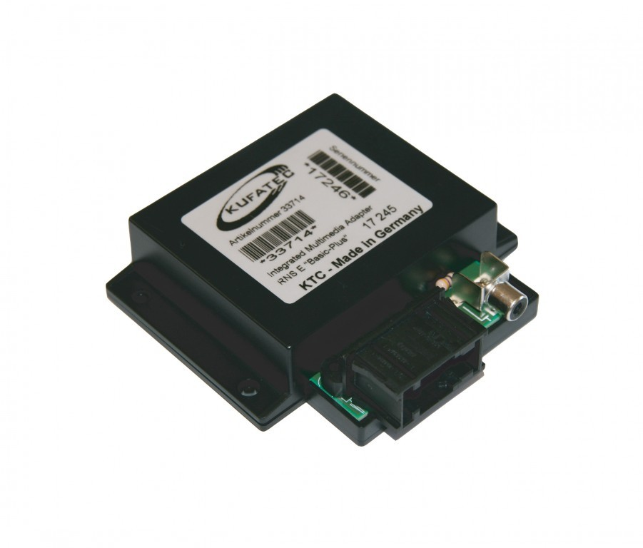 "Kufatec Vw Adapter Radio Navigationunit Mfd2 Rns2: IMA Multimedia Adapter ""Basic"""