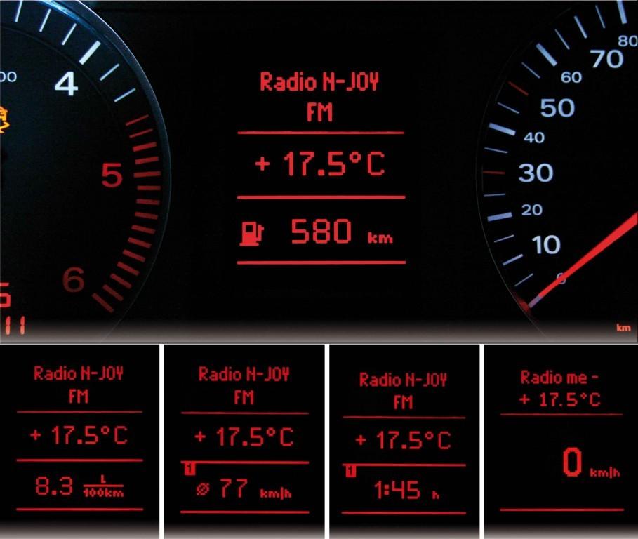 Fis Nachr 252 St Set F 252 R Audi A6 4f