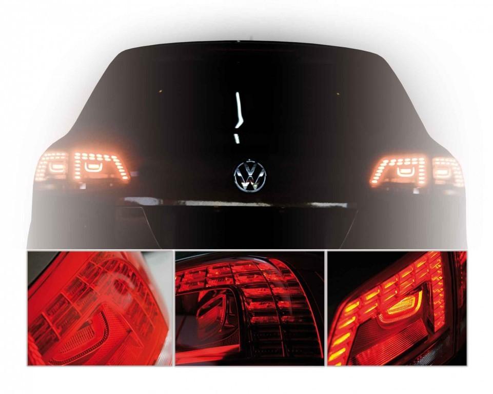B6 Bus Time >> Bundle LED Rear Lights for VW Touareg 7P