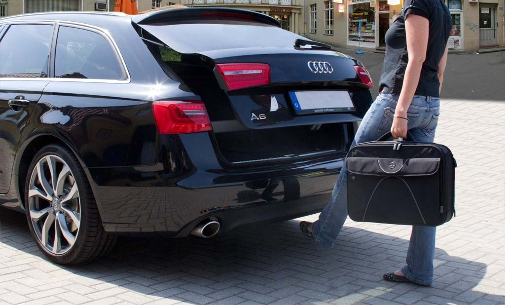 sensor operated electrical tailgate opening for audi a6 4g. Black Bedroom Furniture Sets. Home Design Ideas
