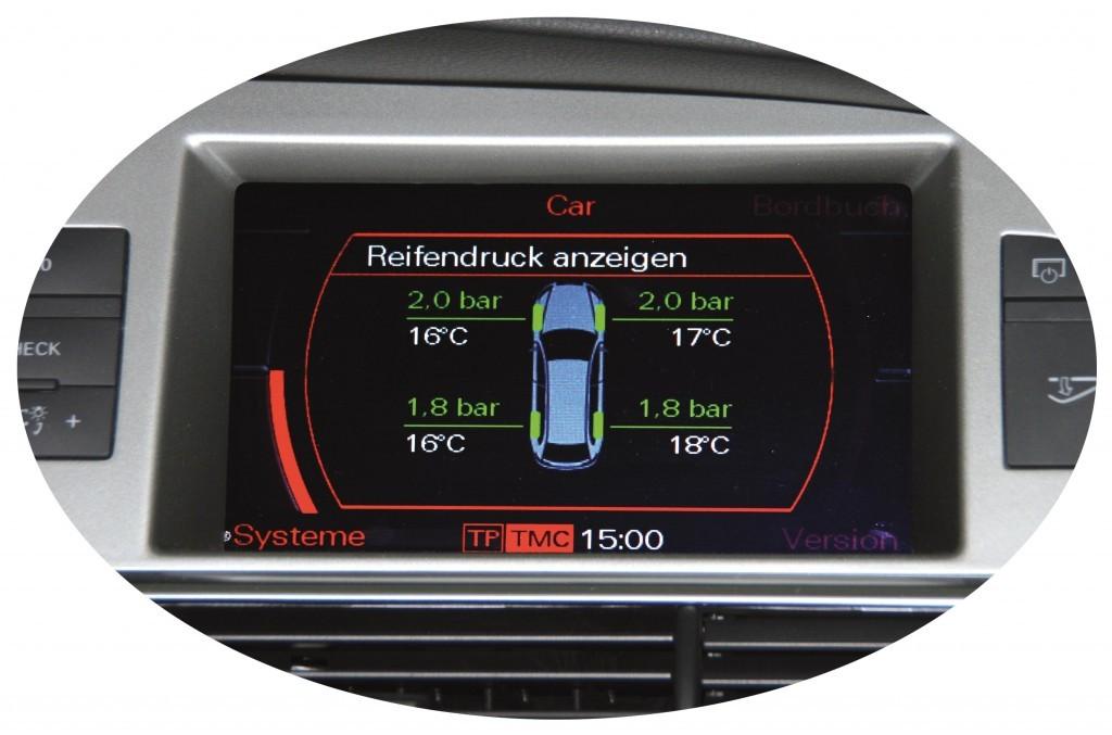 Tpms Tire Pressure Monitoring Retrofit Audi A6 4f 35608
