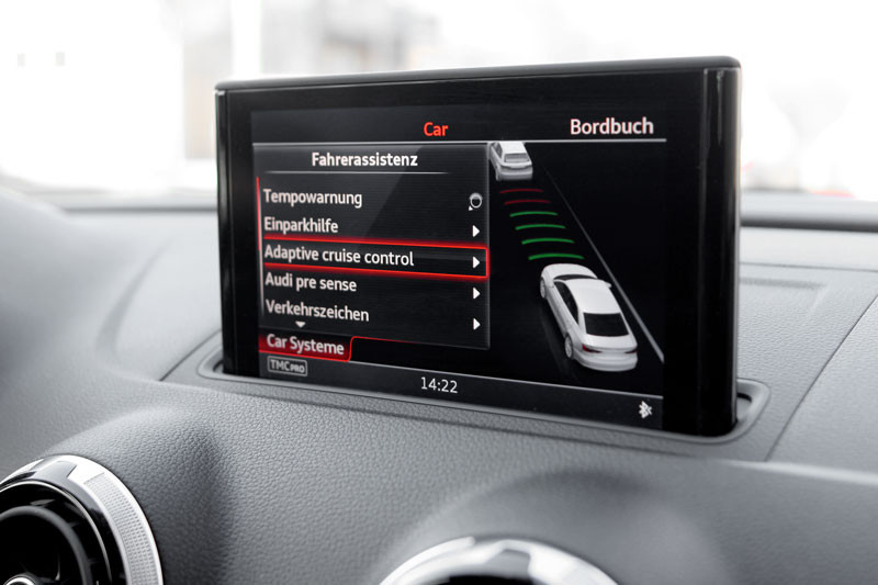 Adaptive Cruise Control Acc For Audi A3 8v