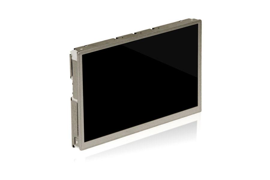 Original Audi 7 inch MMI 2G replacement display