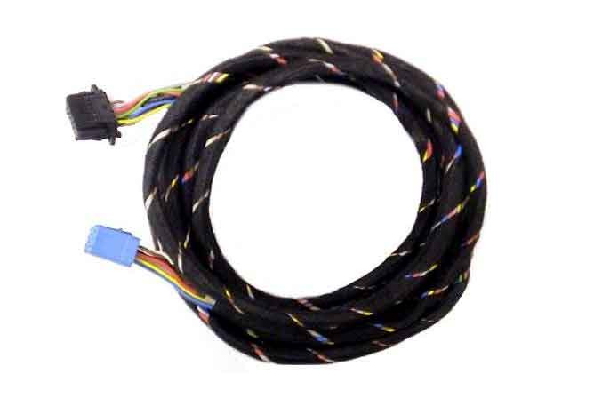 wiring harness cd changer for audi vw mini iso 5m rh kufatec de