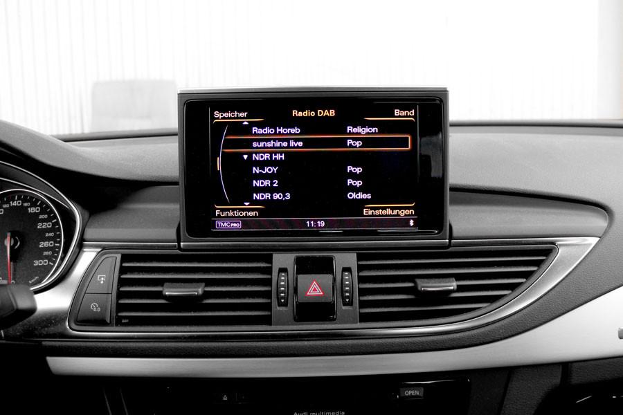 Fistune 174 Dab Integration For Audi Mmi 3g