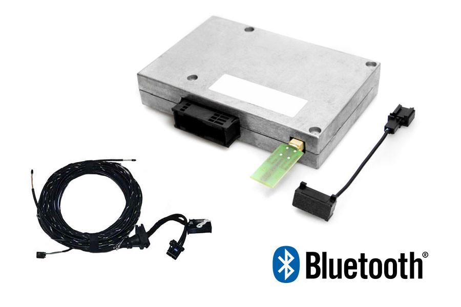 bluetooth mobile phone preparation for audi a3 8p 8pa cabrio. Black Bedroom Furniture Sets. Home Design Ideas