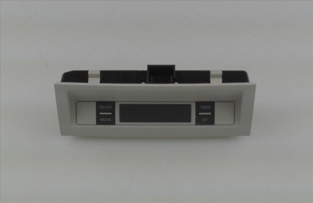 anzeige und bedieneinheit mit zeitschaltuhr perlgrau 5948. Black Bedroom Furniture Sets. Home Design Ideas