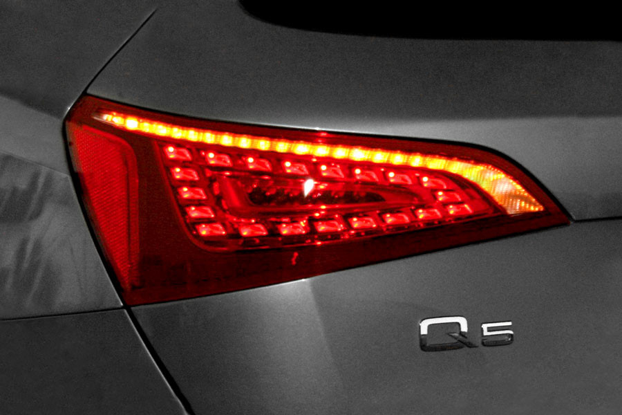 Superior Wiring + Coding Dongle LED Rear Lights For Audi Q5