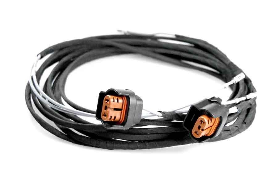 Fog light cable set for VW, Seat, Skoda