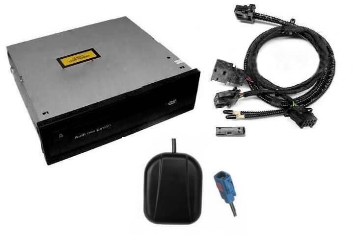 Dvd Navigation Retrofit For Audi Q7 4l Quot Complete Quot Mmi 2g